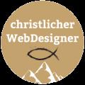 Logo christlicher Webdesigner 120px