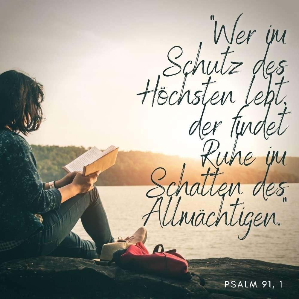 Psalm 91, 1
